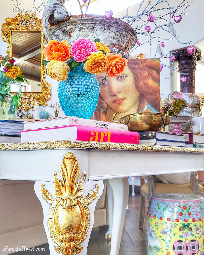 Decorating with flowers 20