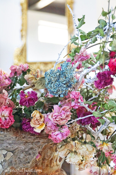 Decorating with flowers 6