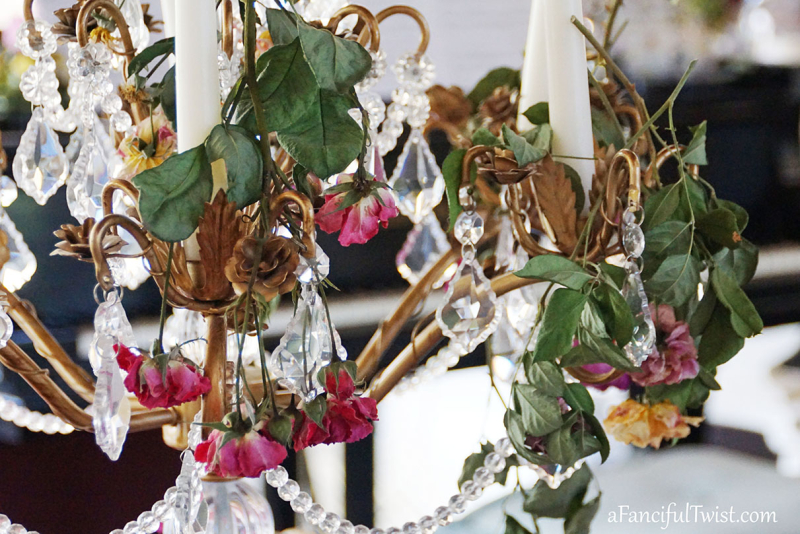 Decorating with flowers 14