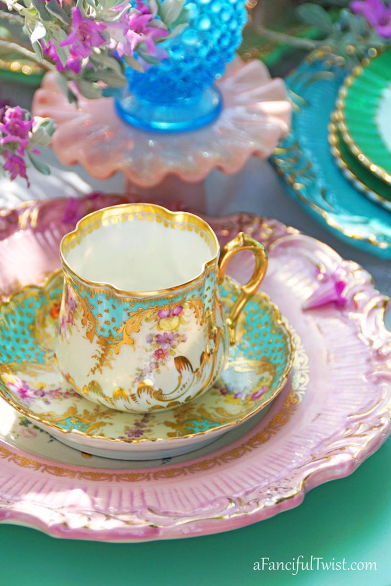 Tea in the garden 9