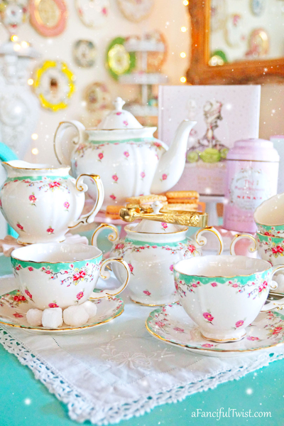 Tea party giveaway 2