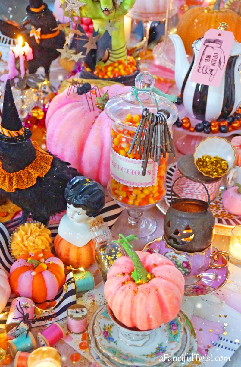 Halloween tea party 20