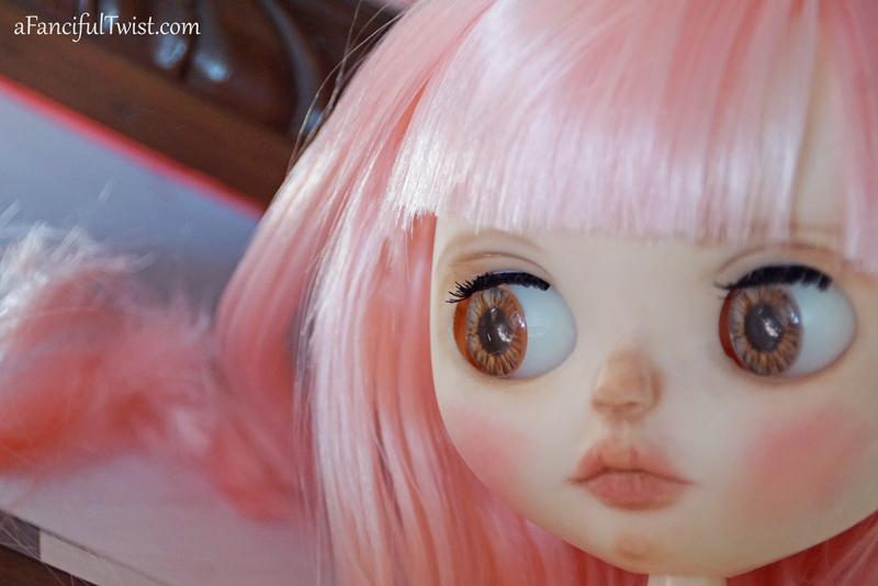Whimsical blythe doll 9