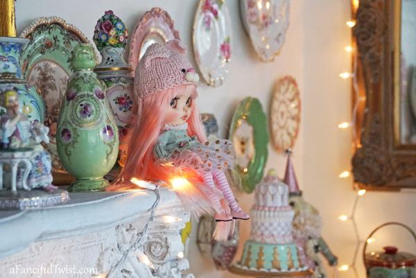 Whimsical blythe doll 18