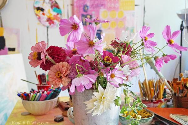 Studio blossoms 7