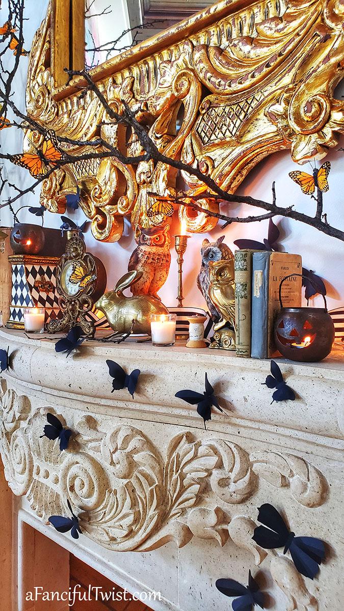 Autumn mantel 2