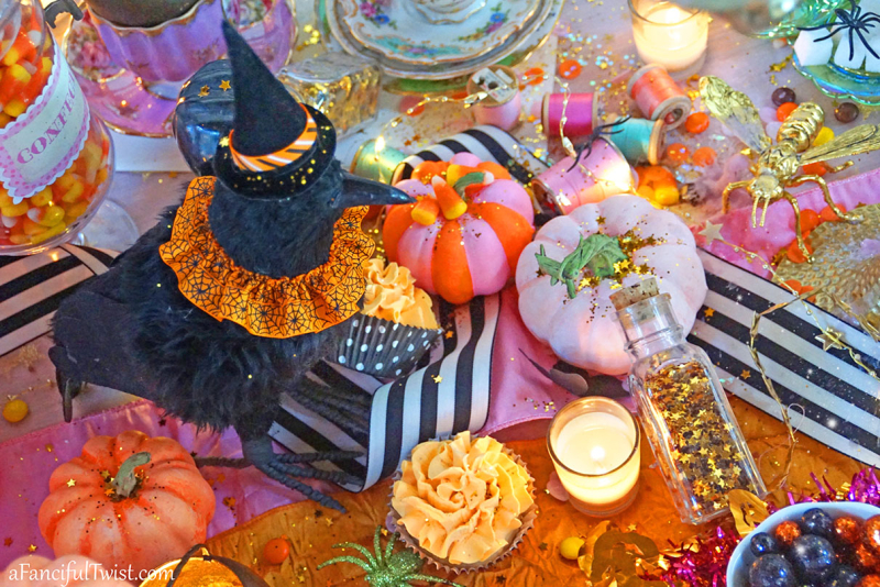 Halloween tea party 16