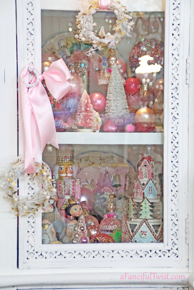 Christmas cabinet 5
