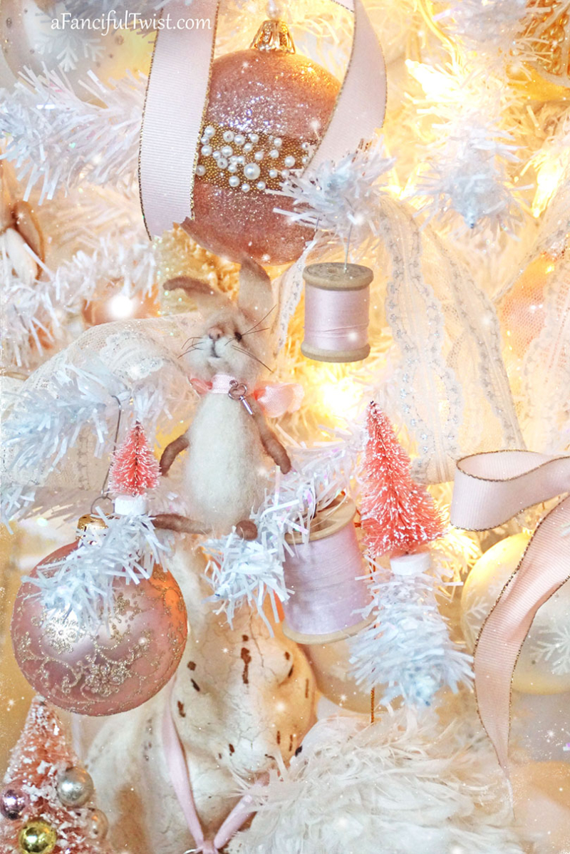 Christmas snippet fanciful 5