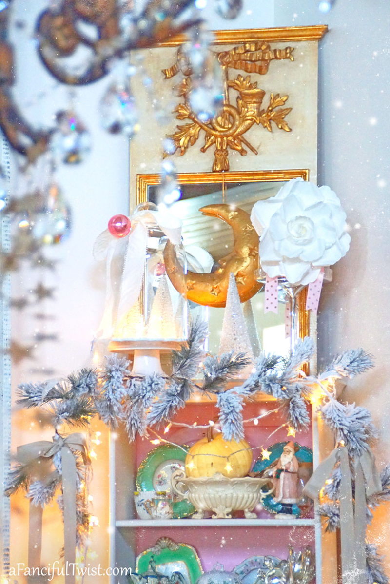 Christmas snippet fanciful 12
