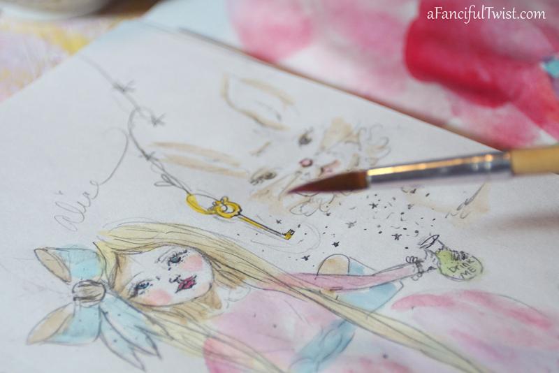 Whimsical blythe doll 2
