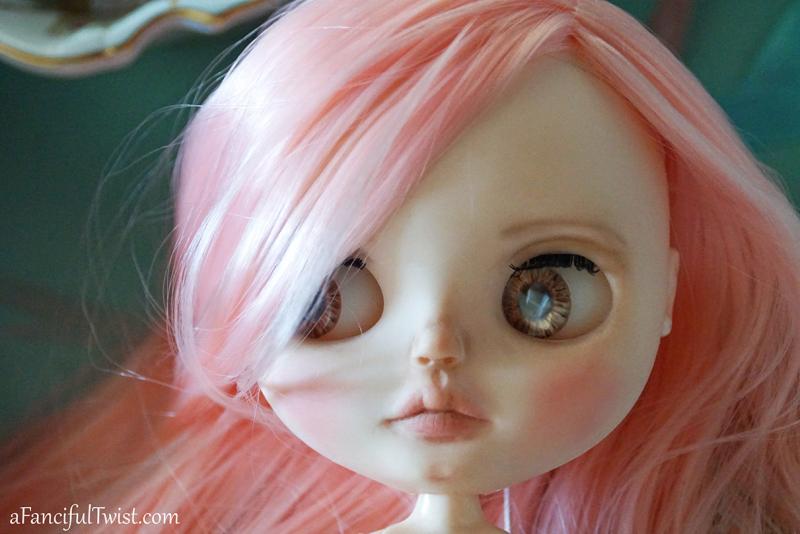 Whimsical blythe doll 7