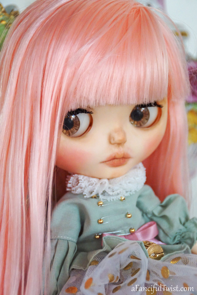 Whimsical blythe doll 11