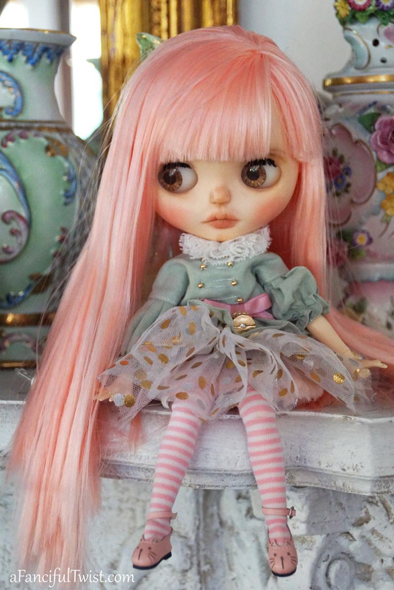 Whimsical blythe doll 12