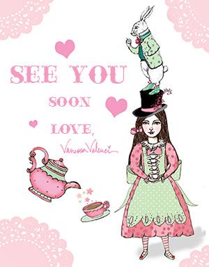 See you soon wonderland