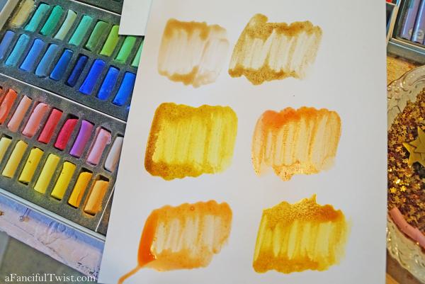 Homemade tempera paint 20