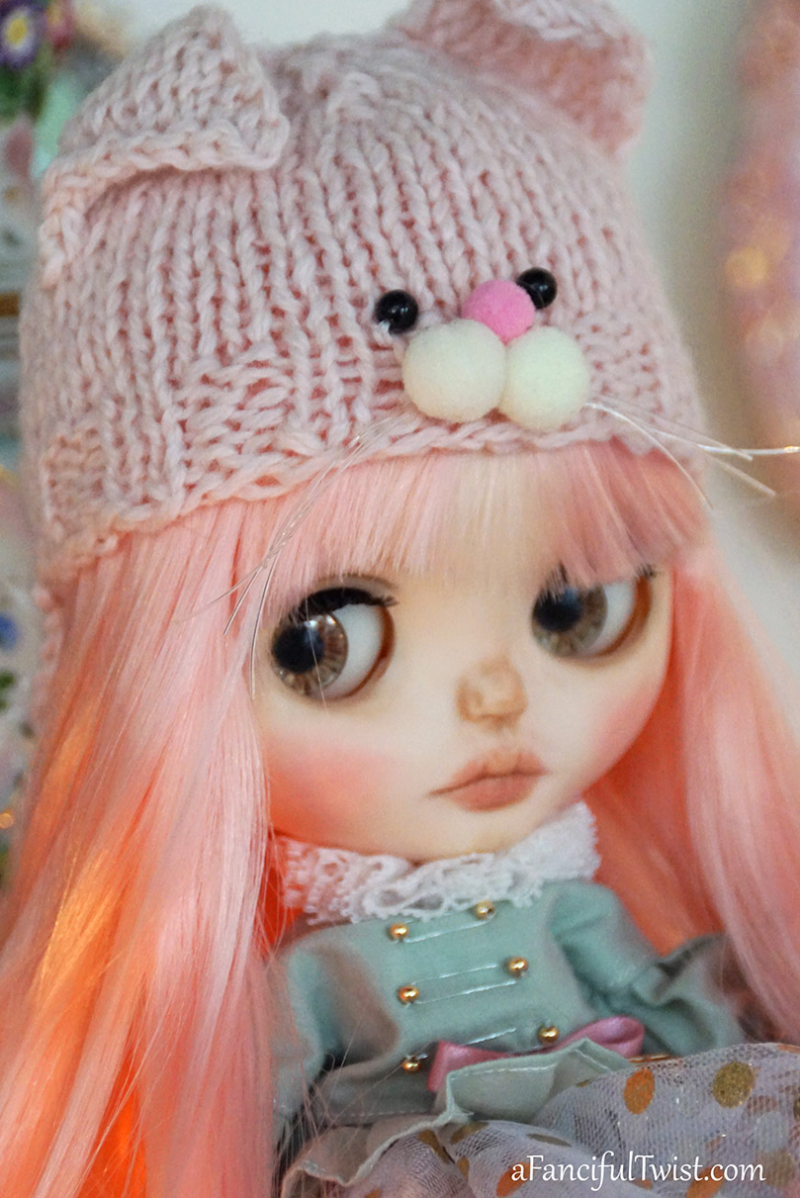 Whimsical blythe doll 19