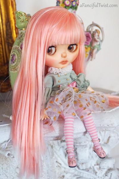 Whimsical blythe doll 10