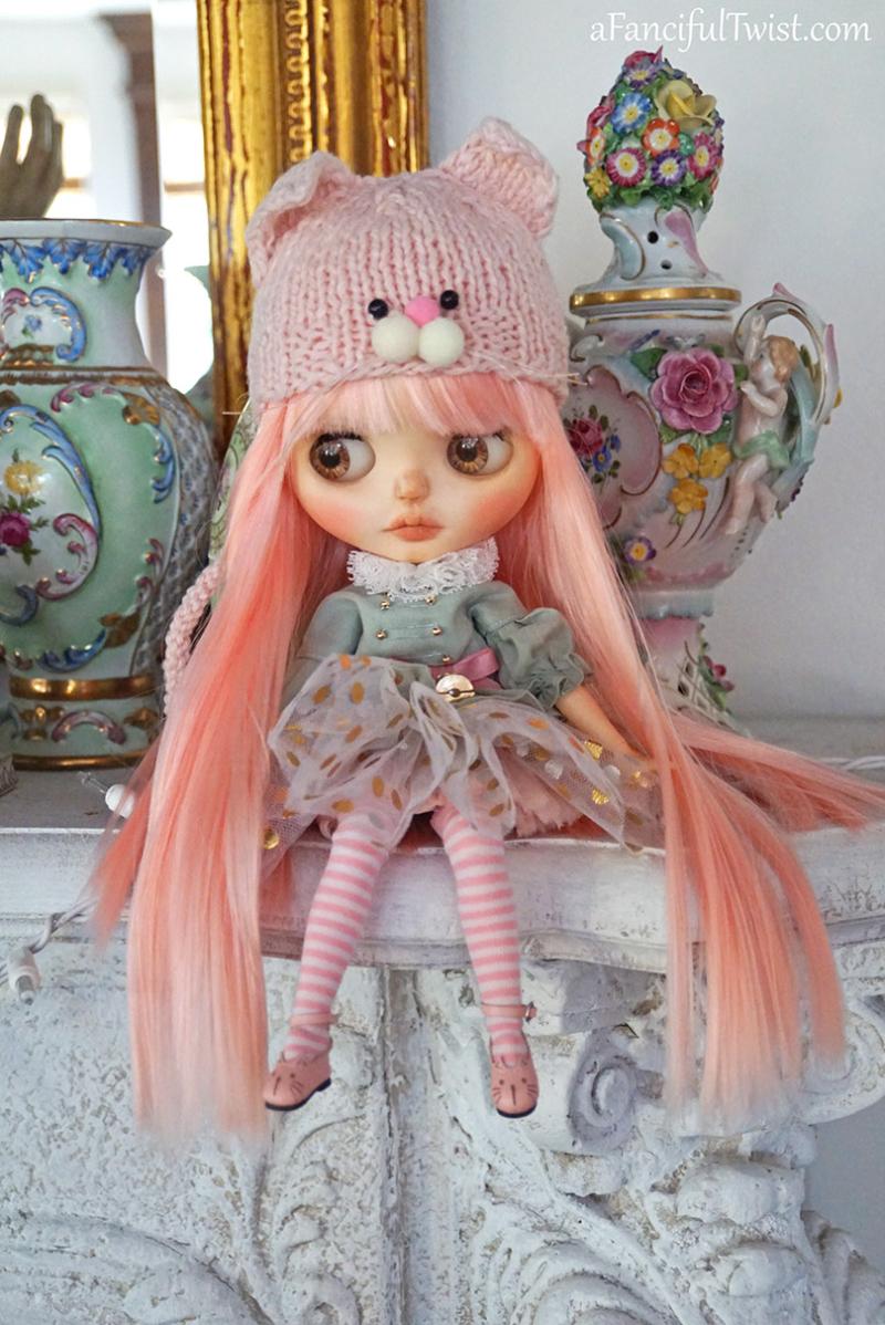Whimsical blythe doll 13