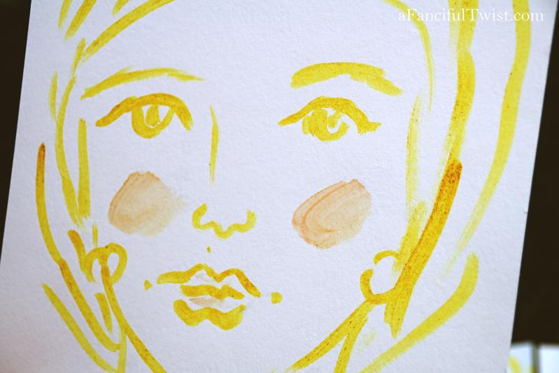 Homemade tempera paint 23