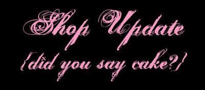 Shopupdatecake