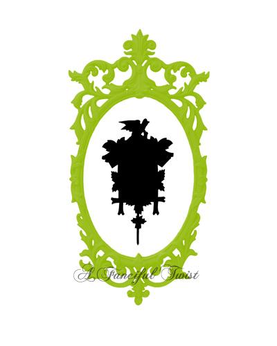 W_cuckoo_green_frame