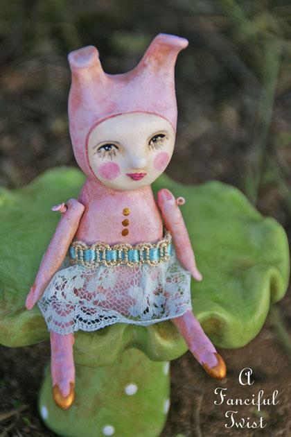 Annie bunny ballerina 1