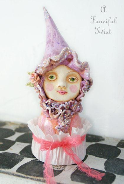 Lorelei Sugar Bottoms Lavender Tea Cake 1