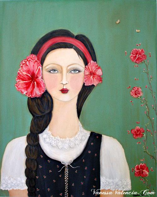 Flora Gypsy Girl 3