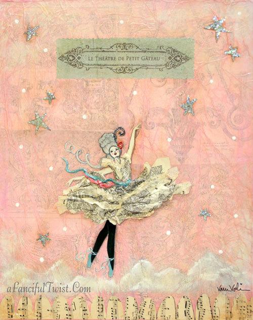 Marie Antoinette Dances at...