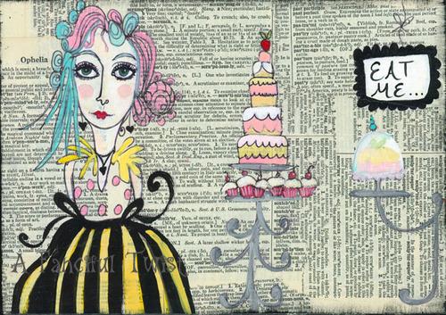 Super Bake Girl, Ophelia