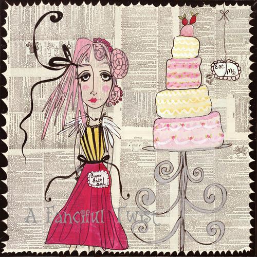 Super Bake Girl