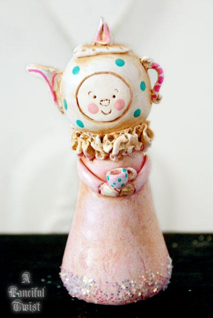 Loli Tea Cupcake 1