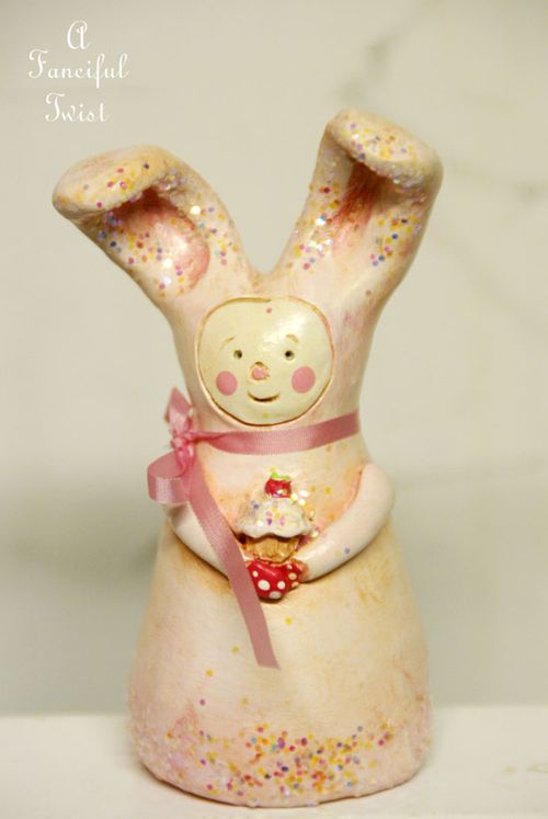 Lucie Sweetcake Lapin Front