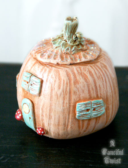 Pumpkin Houseling 2