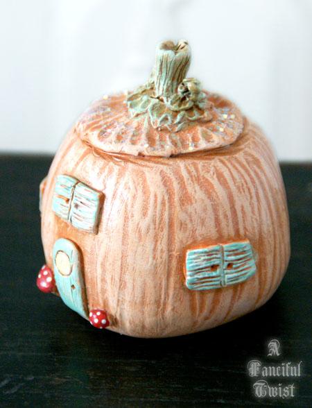 Pumpkin Houseling 2