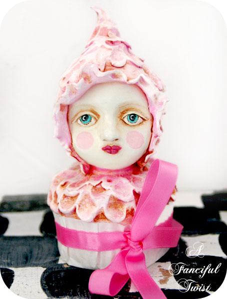 Raspberry Cupcake Fancy front