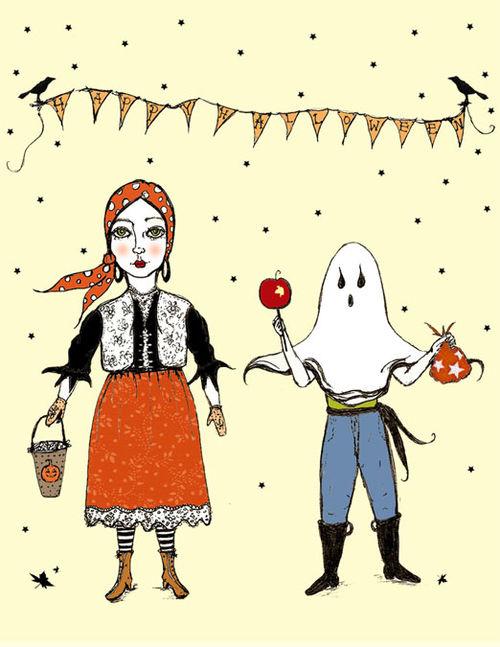 A Free Halloween Card